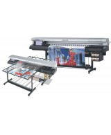 "MIMAKI UJV-160 SERIES 64"" UV CURABLE PRINTER"